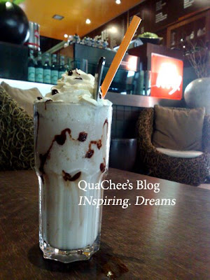 kuching bing coffee drink