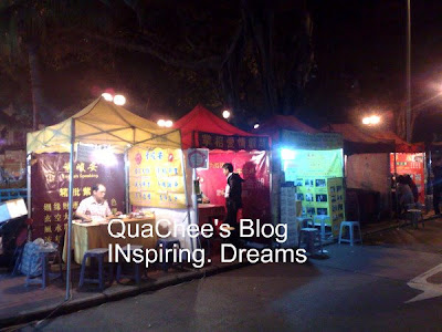 temple street night market fortune teller