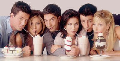 friends sitcom