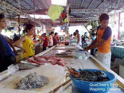 dtalipapa market boracay seafood