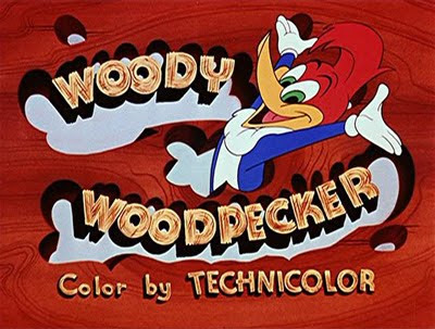 woody wood pecker