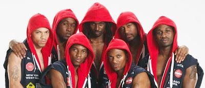 FAMUs Striker All Stars On Americas Best Dance Crew The Savvy Sista