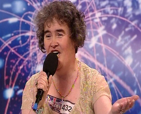 Susan Boyle - Musical biography