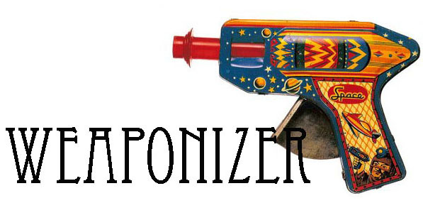 Weaponizer Logo 09