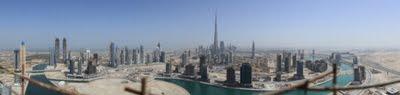 عکس پانورامای 45 گیگاپیکسلی دوبی