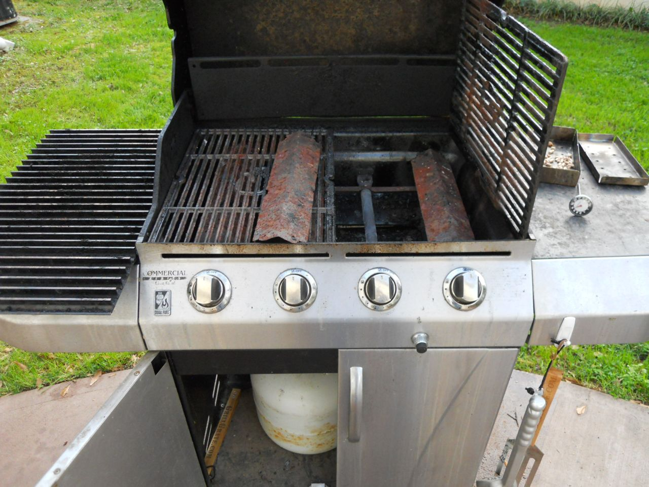 Grilling Grate With Grillgrate The Sorry State Of My
