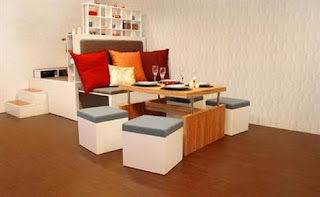 all in one furniture. Rumah Anda Kecil Sehingga Tidak Mungkin Untuk Menempatkan Kamar Tidur, Punya Ruang Tamu Dan Meja Makan?? Jangan Berkecil Hati, Kalau Saja Mengikuti All In One Furniture