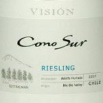 Cono Sur Vision Riesling 'Quiltranam' 2007