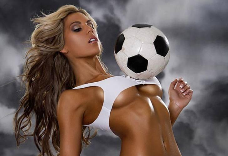 Hot Sey Girls Soccer Players