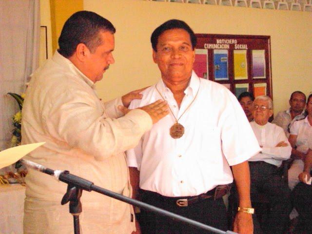 Homenaje al profesor RODRIGO