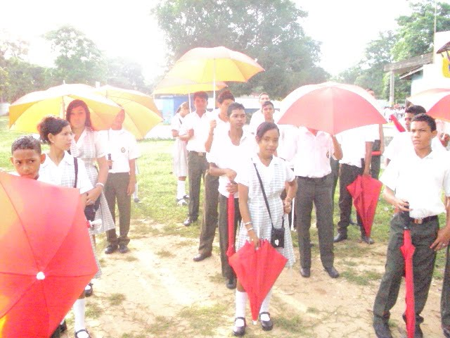 Participantes Marcha