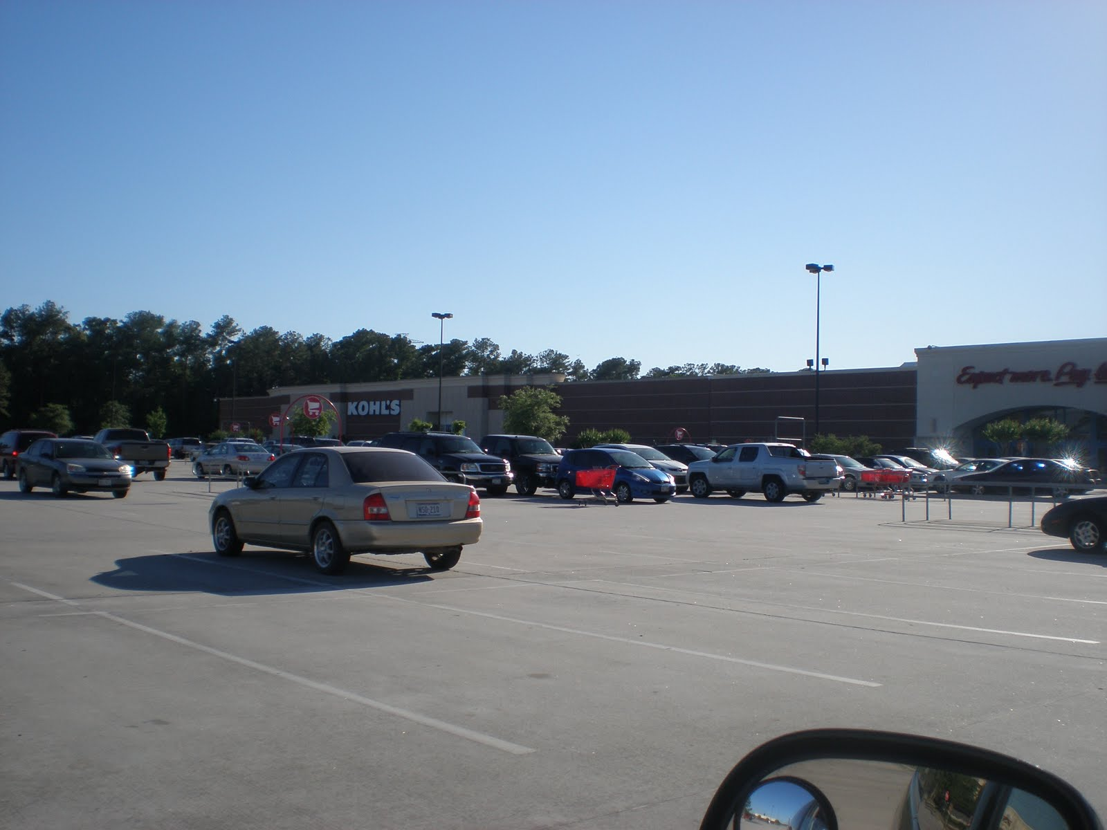 Louisiana And Texas Southern Malls And Retail The Retail