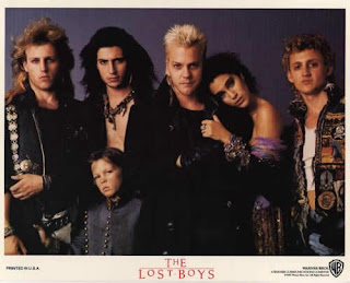 The Lost Boys picture vampires
