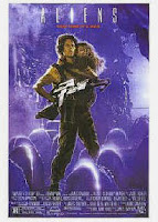 Aliens memorabilia ripley poster