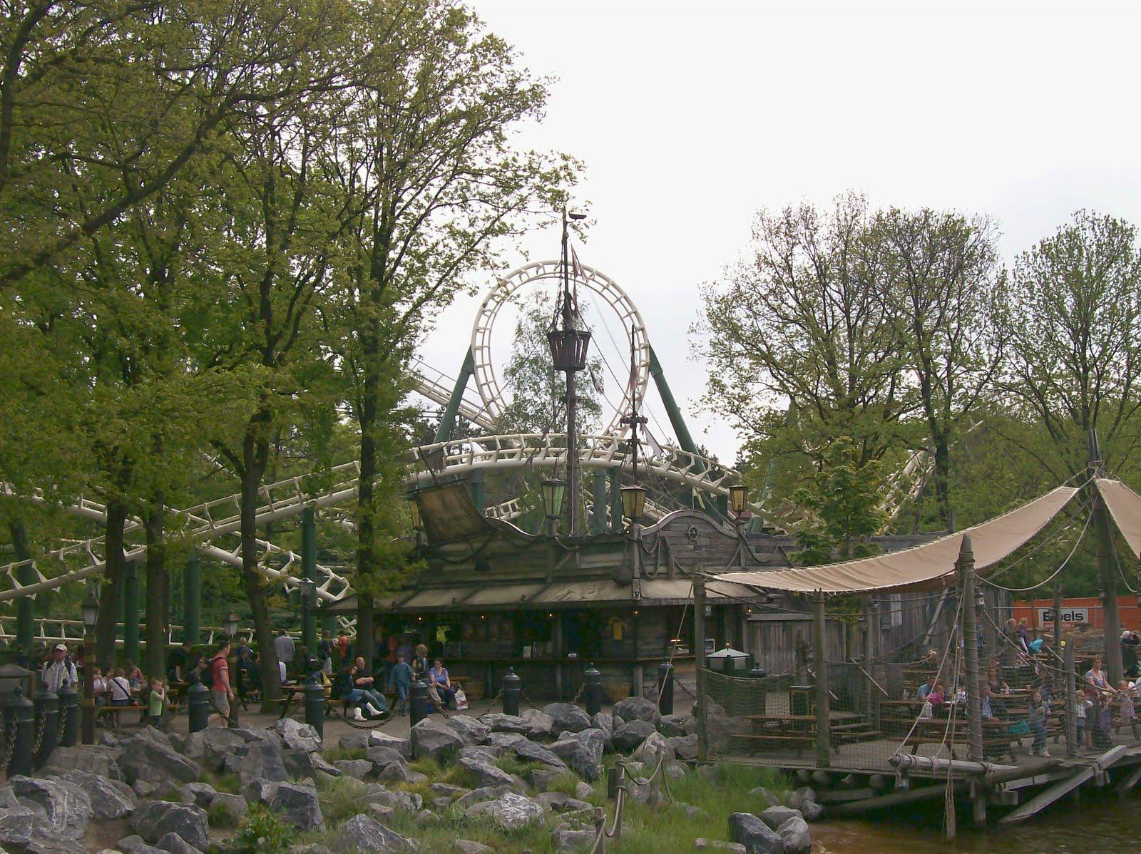 New in the netherlands day 126 de efteling for Amusement park netherlands