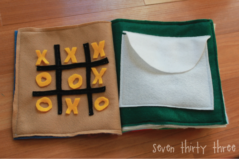 Diy Felt Book Cover : Diy felt quiet book inspiration made simple
