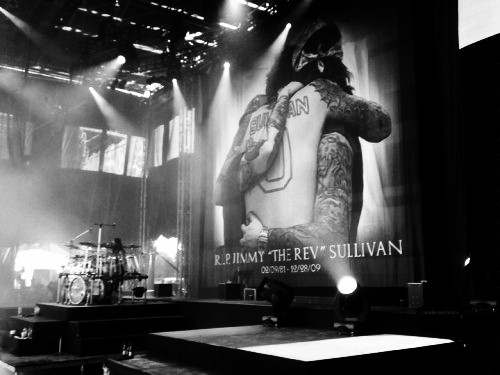 AVENGED SEVENFOLD TOUR