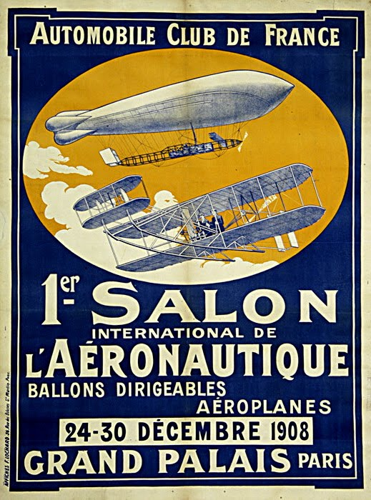 yago 39 s web smithsonian air and space poster fly now