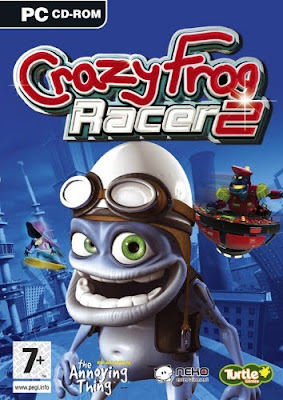 Crazy Frog Racer 2 Portable PC Game