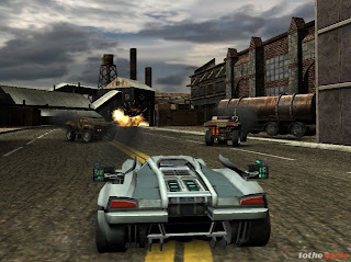 Spy Hunter : Nowhere to Run PC Game Download img 1