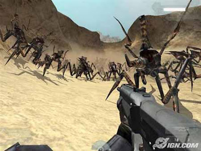Starship Troopers PC Game Download img 1