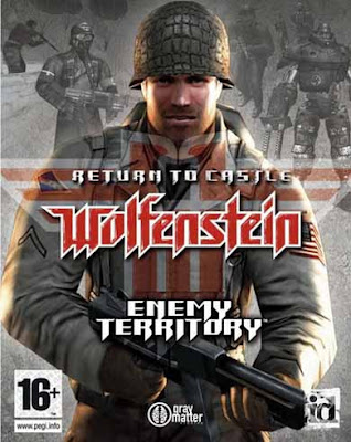 Return to Castle Wolfenstein : Enemy Territory PC Game