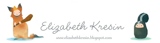 Elizabeth Kresin: Art n' stuff