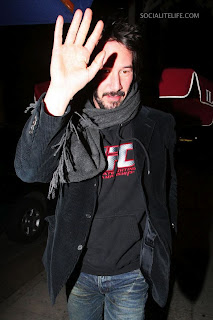 Keanu Reeves Sightings