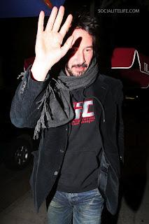 Keanu Reeves Sightings