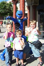 Me & the Blue Ranger