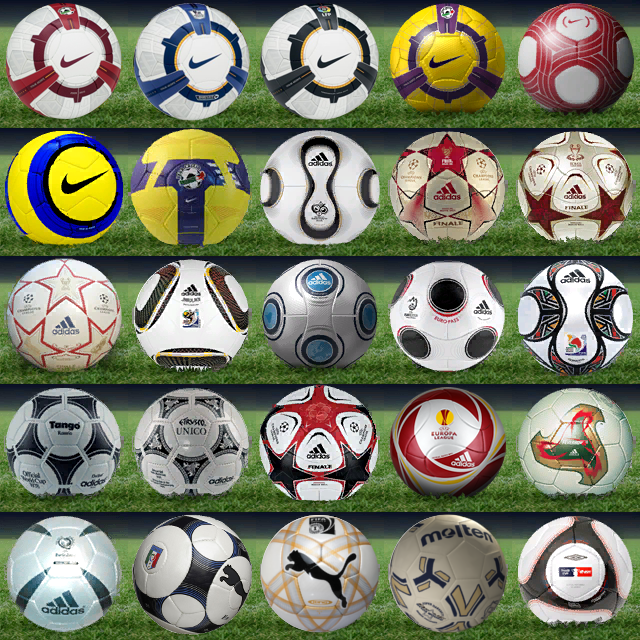 Pes 2010 Demo: Pes 2010 Ballpack By NazGul04 [req By DERO93] • PESPatchs