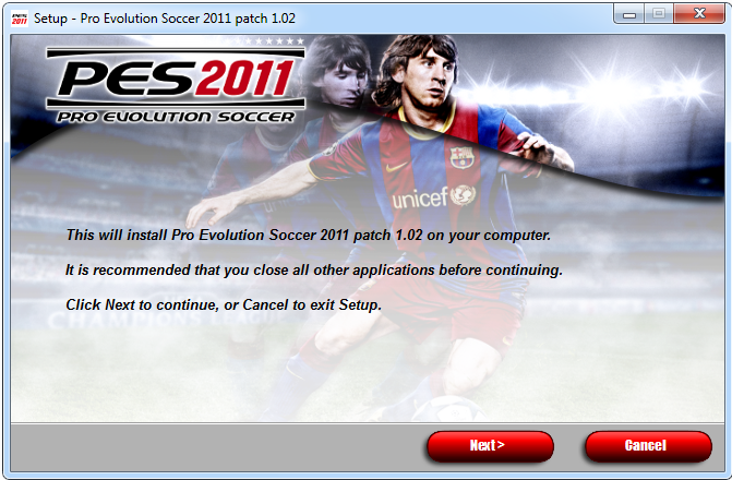 pes 2011 official patch version 1 02 24 11 2010 details this patch