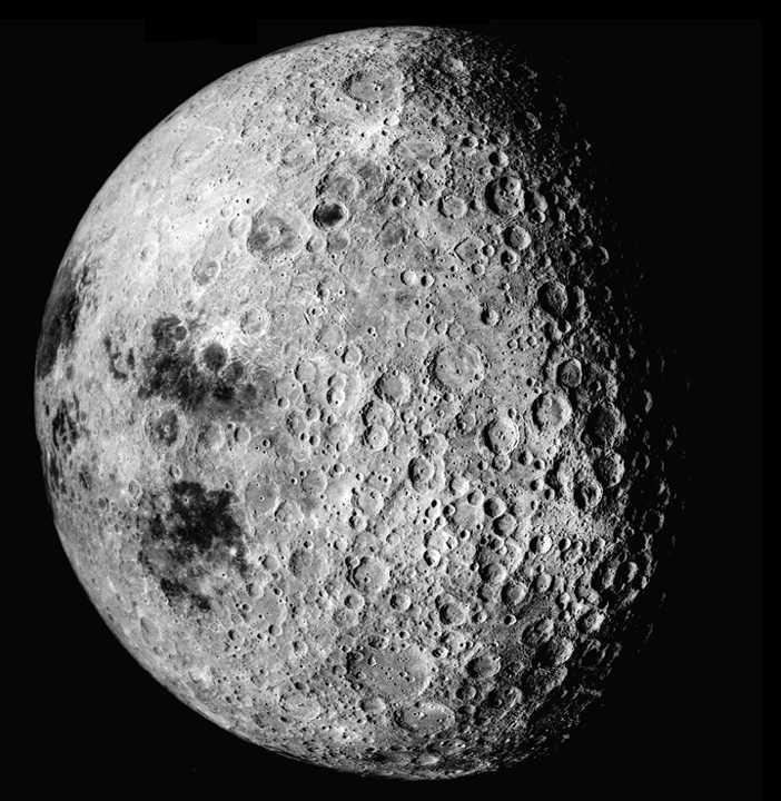 Puede ser el Universo una gran célula de un organismo vivo? Luna+cr%25C3%25A1teres