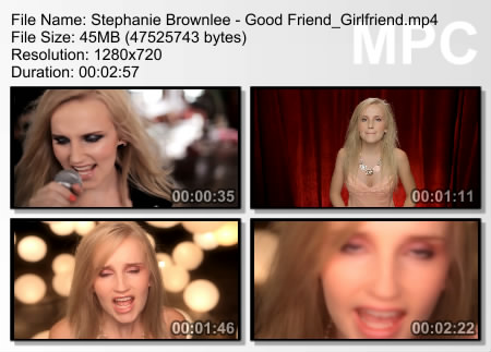 Stephanie Brownlee - Good Friend Girlfriend