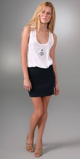 Love Yaya Shopbop.com nautical anchor dress Gwen Stefani like
