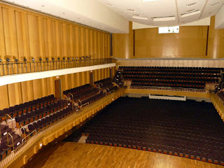Northwest reverb new concert hall in puerto rico for Sala 1 pau casals