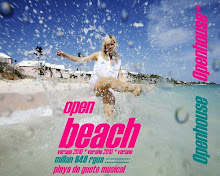 VERANO 2010 OPEN BEACH ! alas 21hrs *2x1happy drink.
