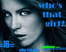who is that girl? vier 16 /22hrs/