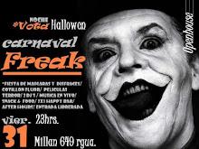 Noche de Brujas*fiesta de Mascaras y Disfraces! 31 Oct./23hrs