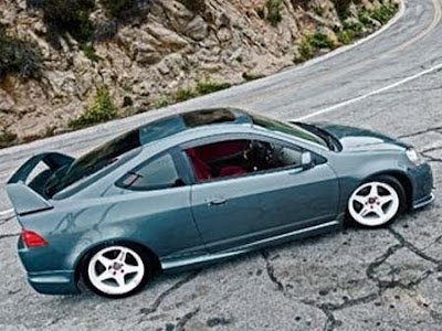 2004 Acura  Type on Master Design Car  Honda Acura Rsx Type S Modif With Desmond