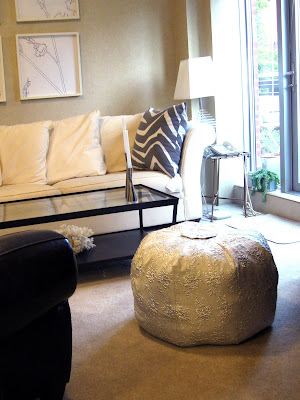 Bromeliad DIY Wednesday Make A Moroccan Pouf Out Of The World's Interesting How To Stuff A Moroccan Pouf