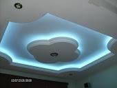 Drywall para decorar
