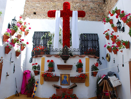 La Poesia de la Copla La Cruz de Mayo