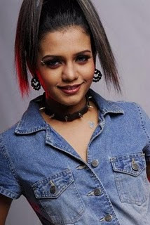 Bangladeshi pop singer mila
