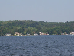 Cazenovia Lake in New York