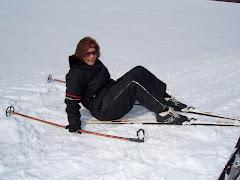 Dena Skiing