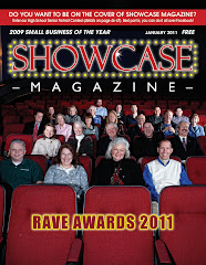 Showcase Magazine Rave Edition