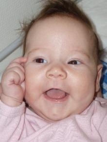 Verdens skjønneste baby