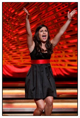 Diva devotee lea michele rachel from glee vocal profile range - Lea michele diva ...