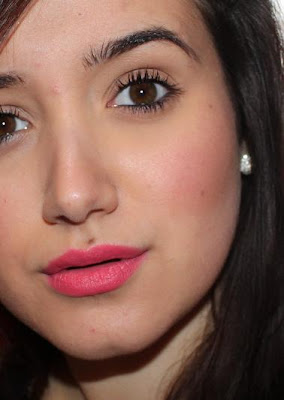 Bourjois Mascara on Bourjois Rose D Or Blush   Makeup And Beauty Blog   A Little Obsessed